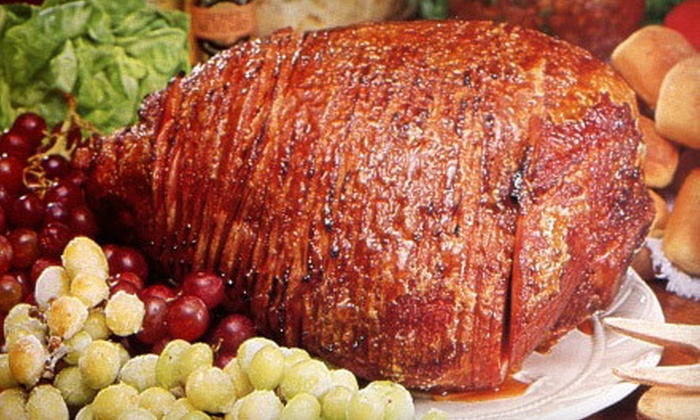The Ham'Let - Springlake-University Terrace: $20 for $40 Worth of Ham, Turkey, and Gourmet Meats at The Ham'Let