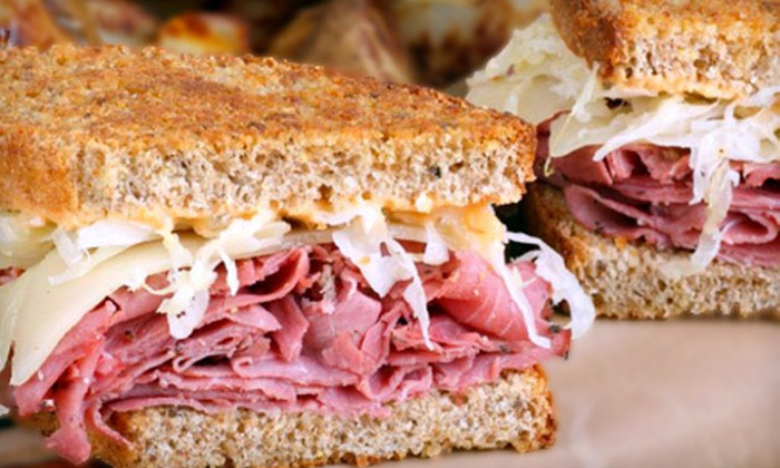 Weinberger's Deli - College View: Sandwiches, Chips, and Sodas for Two or Four at Weinberger's Deli in Denton (Up to 57% Off)