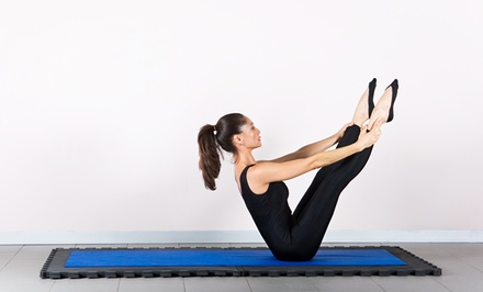 5 or 10 Barre Fitness or Pilates Mat Classes at Core Pilates (Up to 56% Off)