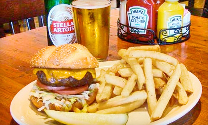 John Cutter - Summerlin South: $15 for $30 Worth of American Fare and Drinks at John Cutter