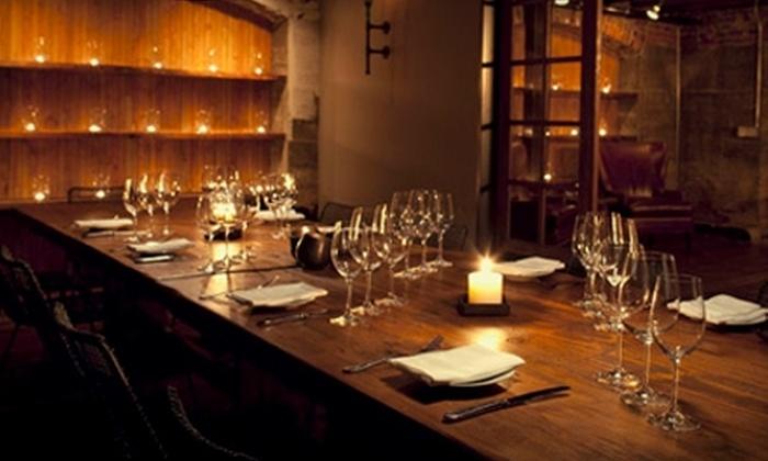 The Cellar Wine Storage - Adams: Wine Storage at The Cellar Wine Storage. Two Options Available.