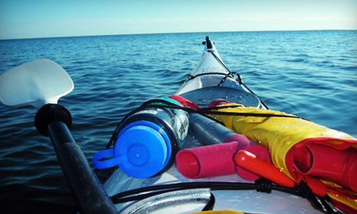 Trek & Trail - Vickers Heights: Kayak Expeditions from Trek & Trail in Bayfield (Up to 57% Off). Three Options Available.