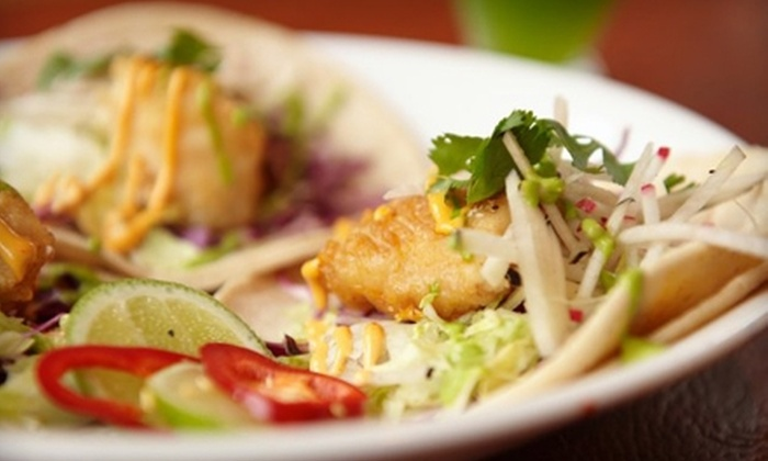 Yelapa Playa Mexicana - Greenway/ Upper Kirby: $15 for $30 Worth of Pacific Coast–Style Mexican Cuisine at Yelapa Playa Mexicana