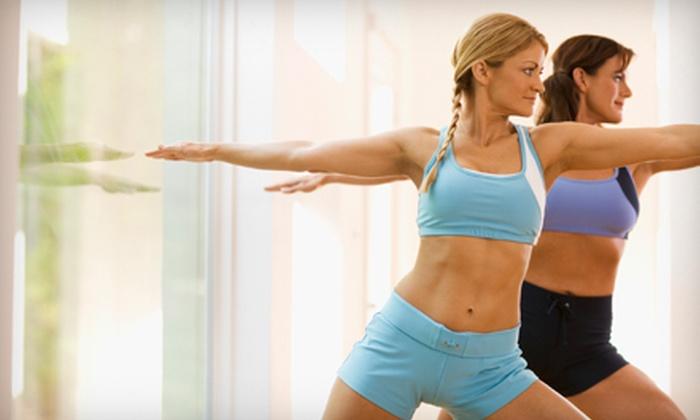 Hot Box Yoga - Downtown Hayward: $25 for 10 Yoga Classes at Hot Box Yoga in Hayward ($120 Value)