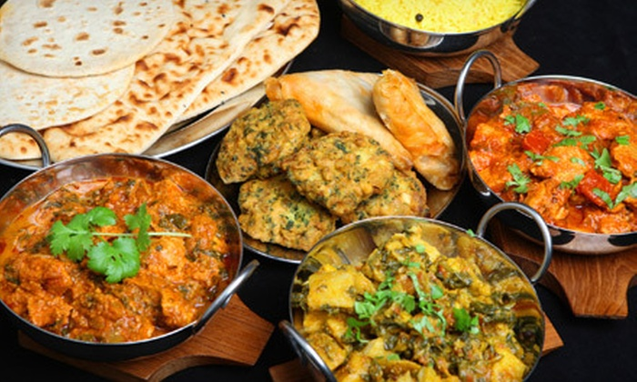 Annapurna Restaurant - Avon Hill,Porter Square,Davis Square: Three-Course Himalayan Meal for Two or Four at Annapurna Restaurant in Cambridge (Up to 64% Off)