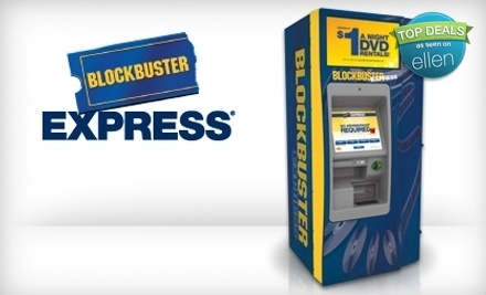 Blockbuster Express - NCR Corporation in
