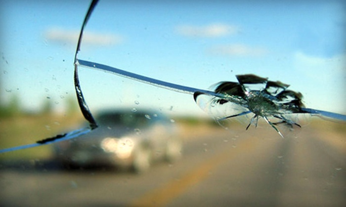 Cascade Auto Glass - Vose: Windshield-Chip Repairs or $39 for $100 Toward Windshield Replacement at Cascade Auto Glass (Up to 61% Off)