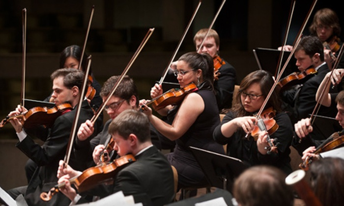 UMass Amherst's Department of Music & Dance - Multiple Locations: Outing for Two to Concert from UMass Amherst's Department of Music & Dance (Up to Half Off). Three Options Available.