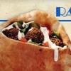 Half Off Israeli Cuisine at Rami's in Brookline