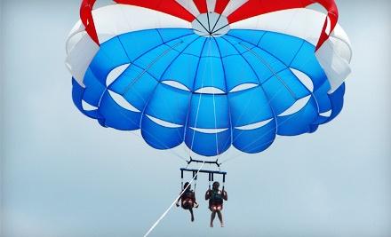 Sky Screamer Parasail - Sky Screamer Parasail in Clearwater
