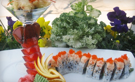$25 Groupon for Dinner Fare, Valid After 5PM Tues.Sat. and After 4PM on Sun. - Thaijindesu in Newport News