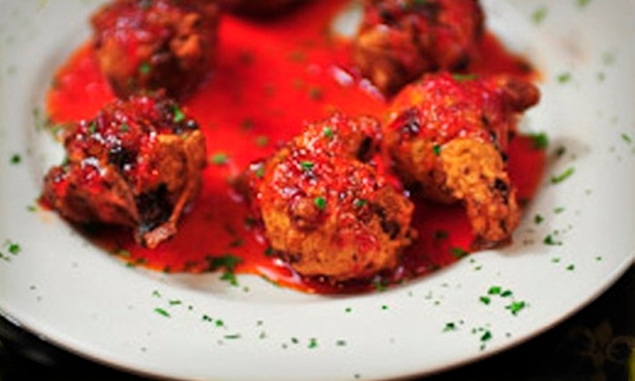 Black & Gold Bistro - Metairie: $15 for $30 Worth of Creole Cuisine at Black & Gold Bistro in Metairie