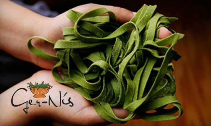 Ger-Nis Culinary & Herb Center - Gowanus: $25 for Any $50 Adult Cooking Class or $15 for Any $30 Kids' Cooking Class at Ger-Nis Culinary & Herb Center