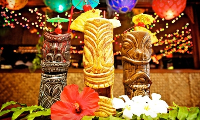 La Mariana Tiki Bar and Restaurant - Kalihi - Palama: $15 for $30 Worth of Dinner Fare at La Mariana Tiki Bar and Restaurant (or $6 for $15 Worth of Lunch)