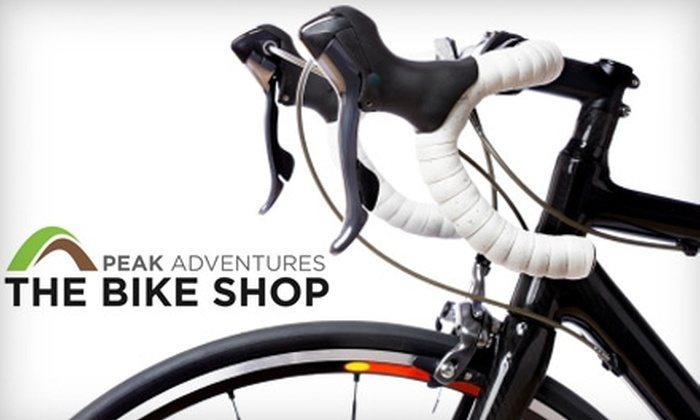 Peak Adventures - Central Sacramento: $32 for a Complete Bicycle Tune-up at Peak Adventures (Up to $65 Value)