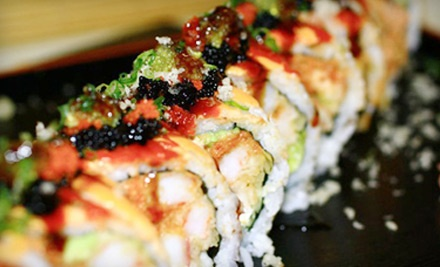 $15 Groupon for Lunch - Kotobuki Japanese Restaurant and Sushi Bar in Norfolk