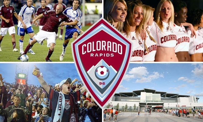 Colorado Rapids - Commerce City: $20 for One Premium Colorado Rapids Soccer Ticket and One Beer. Choose Between Two Games.