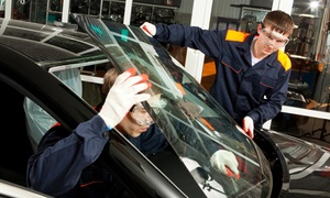 Waverly Glass Company: $20 for $50 Worth of Automotive Window Repair — Waverly Glass Company
