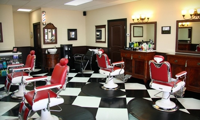 Legacy Barber Shoppe - Yorktown: $12 for Haircut at Legacy Barber Shoppe ($25 Value) in Huntington Beach