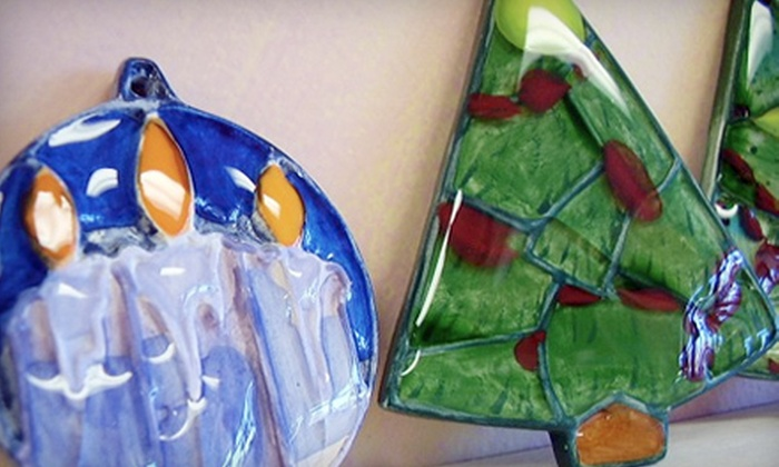 Fat Cat Ceramics - Bridlewood: Ornament- or Dish-Making Class at Fat Cat Ceramics in Brandon (Up to 53% Off). Two Options Available.
