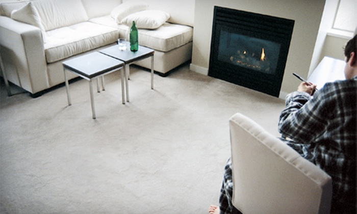 Ionic Fresh - South Bend: Carpet Cleaning for One Hallway and Two, Three, or Four Rooms from Ionic Fresh