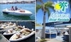 Marina Boat Rentals - Newport Beach: $33 for a One-Hour Runabout Boat Rental at Marina Boat Rentals