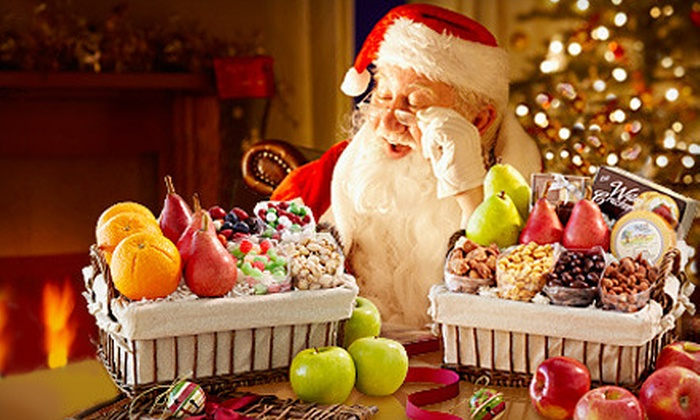 Cherry Moon Farms: $15 for $30 Worth of Christmas Baskets and Other Gifts from Cherry Moon Farms