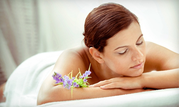 Image of Serenity Massage Therapy - Broadmoor, Anderson Island, Shreve Isle: 50-Minute Swedish or Deep-Tissue Massage at Image of Serenity Massage Therapy (Up to 52% Off)