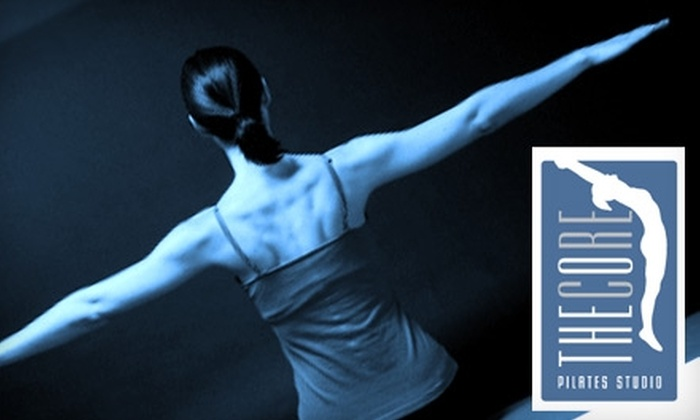 Core Pilates Studio - Old North Boulder: $85 for Four 60-Minute Private Pilates Reformer or Mat Classes at Core Pilates Studio in Boulder ($268 Value)