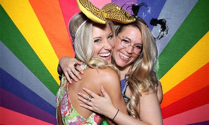 Bliss Photo Booth - Moseley: Five-Hour Photo-Booth-Rental Packages from Bliss Photo Booth (Up to 60% Off)