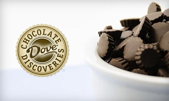 Half Off Chocolate Making Workshop Dove Chocolate Discoveries