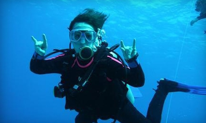 Planet Scuba - Regina: $30 for a Discover Scuba Class at Planet Scuba