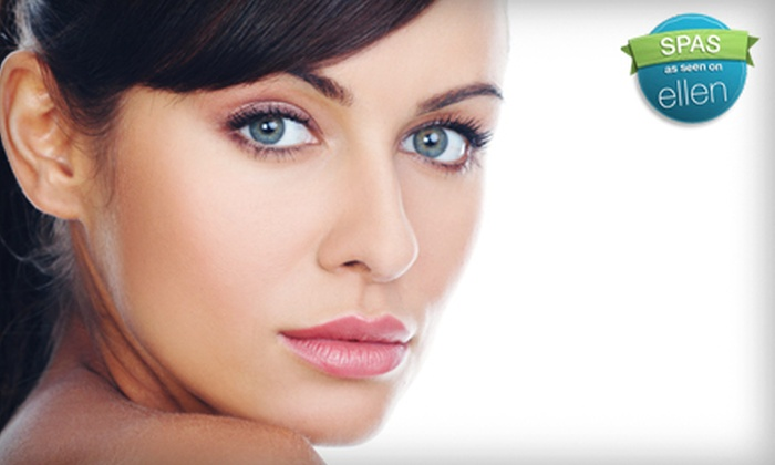 Rostik Salon - Metcalf View: $59 for a Modified Jessner Peel and a glō-minerals Makeup Application at Rostik Salon in Overland Park (Up to $124 Value)