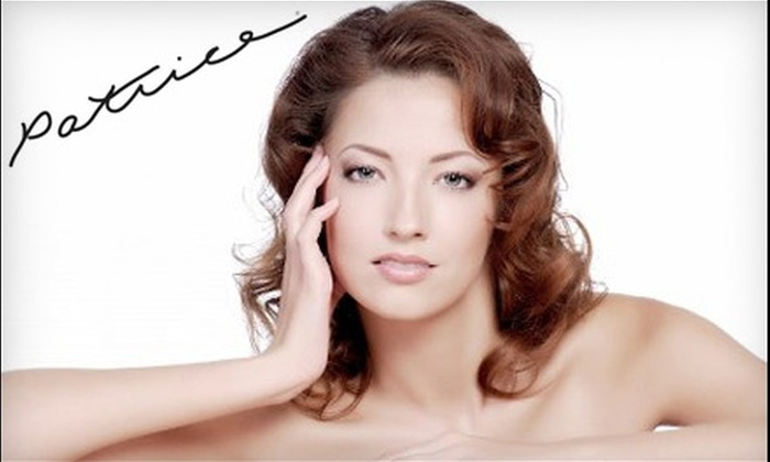 Patrice Cosmetics - Westgate: Facial, Eyebrow Shaping, or a Makeup Lesson at Patrice Cosmetics (Up to $90 Value). Choose from Three Options.
