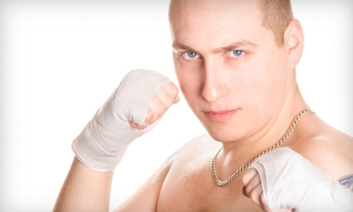 Evolution Fight Academy - High Point: $30 for One Month of Unlimited Mixed-Martial-Arts Classes at Evolution Fight Academy in High Point ($75 Value)
