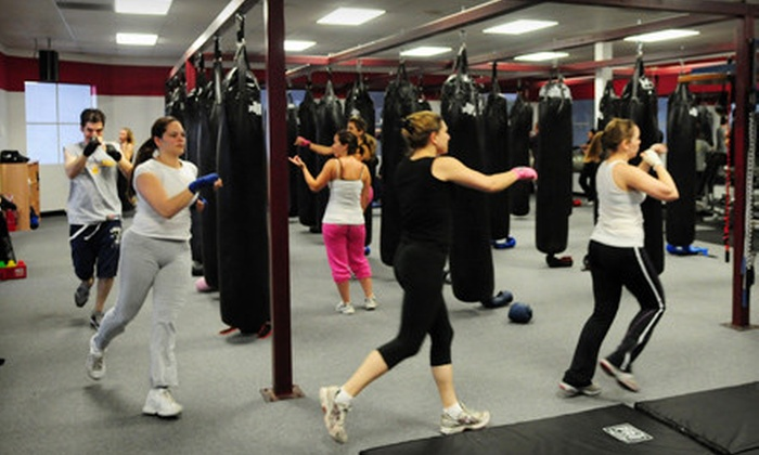 Tarzana Boxing & Fitness - Tarzana Boxing and Fitness: 5 or 10 Kickboxing or Boxing Classes at Tarzana Boxing & Fitness (Up to 73% Off)