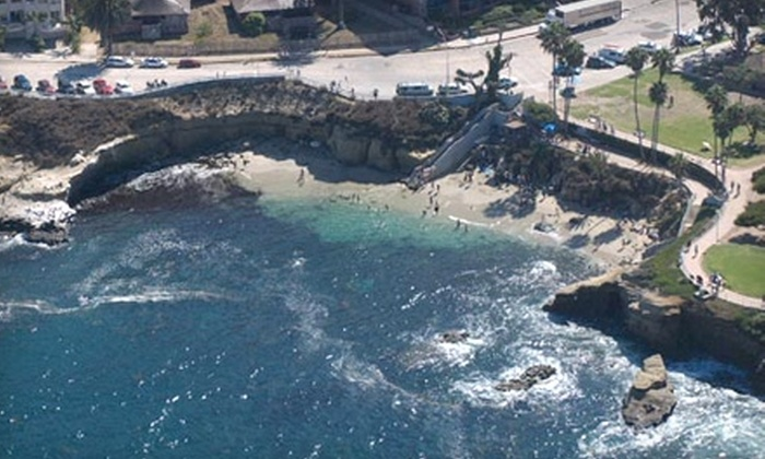 Seaforth Boat Rental - San Diego: $99 for a Two-Hour WaveRunner Tour of the La Jolla Coastline from Seaforth Boat Rentals