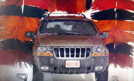 2 Top Washes with Rain-X Treatments (a $20 value) - Wash Me of Sandy in Sandy