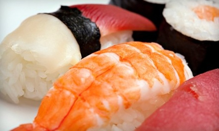 Ikko Sushi - Silver Spring: $15 for $30 Worth of Sushi at Ikko Sushi in Silver Spring