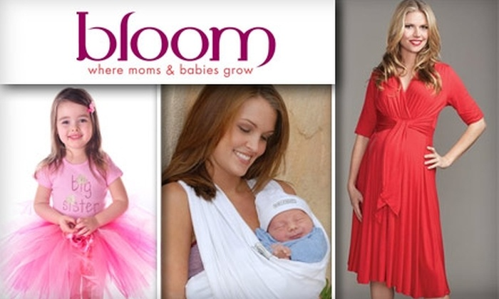 Bloom Maternity - Uptown Broadway: $39 for $90 of Baby and Maternity Gifts at Bloom