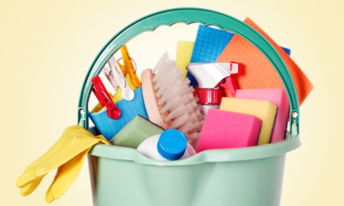 The Cleaning Mart - South Central Omaha: $10 for $20 Worth of Cleaning Supplies at The Cleaning Mart