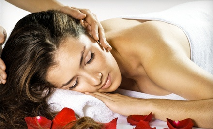 60-Minute Deep-Tissue Massage (a $60 value) - Heal N U Therapeutic Day Spa in Meridian