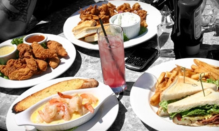 The Baron Bar & Grill - South Poplar: $15 for $30 Worth of Contemporary Pub Fare at The Baron Bar & Grill