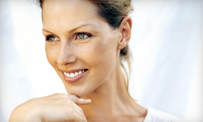 Adagio Aesthetics - Seattle: $65 for an Enzyme Peel and Microcurrent Face-lift at Adagio Aesthetics in Gig Harbor ($150 Value)