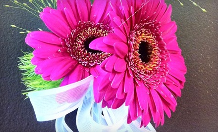 $40 Groupon - Funky Petals in Edmonton