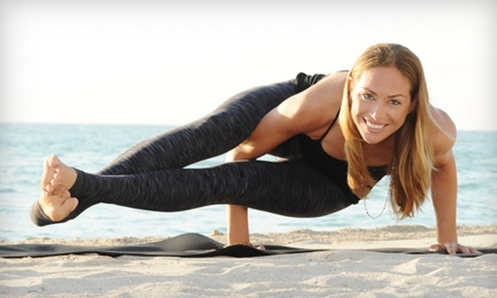 Just Breathe Yoga - Sunny Isles: Classes at Just Breathe Yoga in Sunny Isles. Two Options Available.