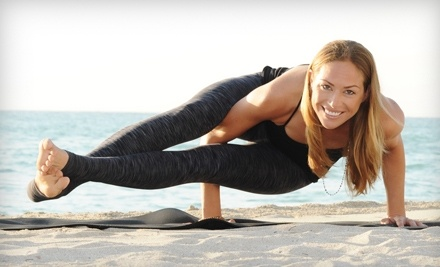 Just Breathe Yoga: 1 Month of Unlimited Yoga Classes - Just Breathe Yoga in Sunny Isles