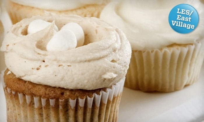 Butter Lane - East Village: $8 for Six Cupcakes from Butter Lane ($16 Value)