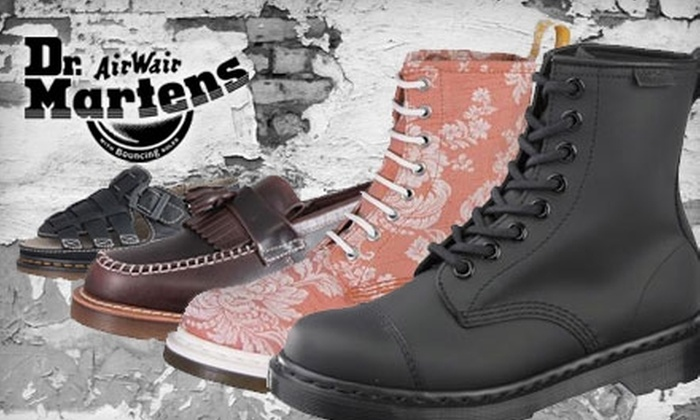 Dr. Martens AirWair Retail Store - The Haight: $35 for $75 Worth of Shoes and Accessories at Dr. Martens AirWair Retail Store