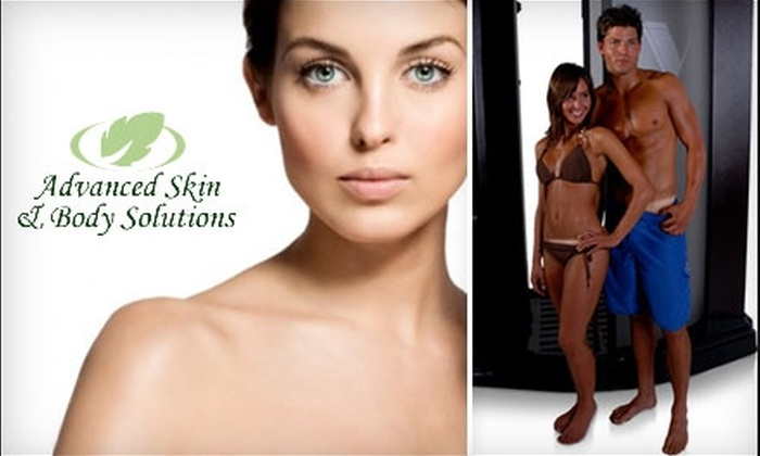Advanced Skin and Body Solutions - Woodbridge: $29 for $60 Worth of Face and Body Treatments and Lash Extensions at Advanced Skin and Body Solutions